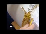 Ремесло плетения кружева в Вологде / RTG TV