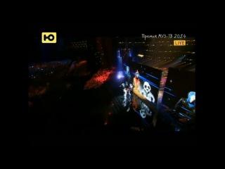 Алиса Кожикина Get Lucky Live @ Премия МУЗ ТВ 2014 Участница Голос дети 1 сезон