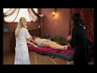 Обучение масажу. Телепрограмма с Юлией Клейман