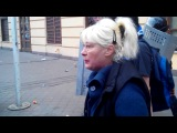 Про бездеятельность милиции во время стычек в Одессе (Одесса 02-05-2014)