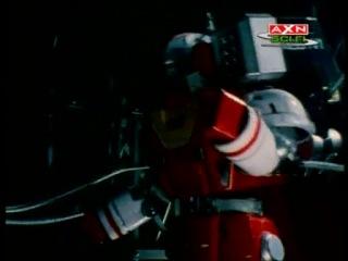 Могучие рейнджеры В космосе 17