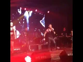 Концерт Сергея Лазарева в отеле Bellis Deluxe