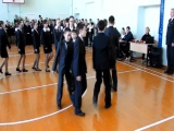 Плац-концерт 5-7 классов МБОУ