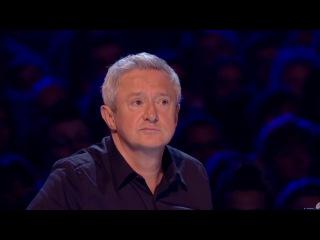 Melanie McCabe sings Titanium by David Guetta feat Sia  -- The X Factor 2013