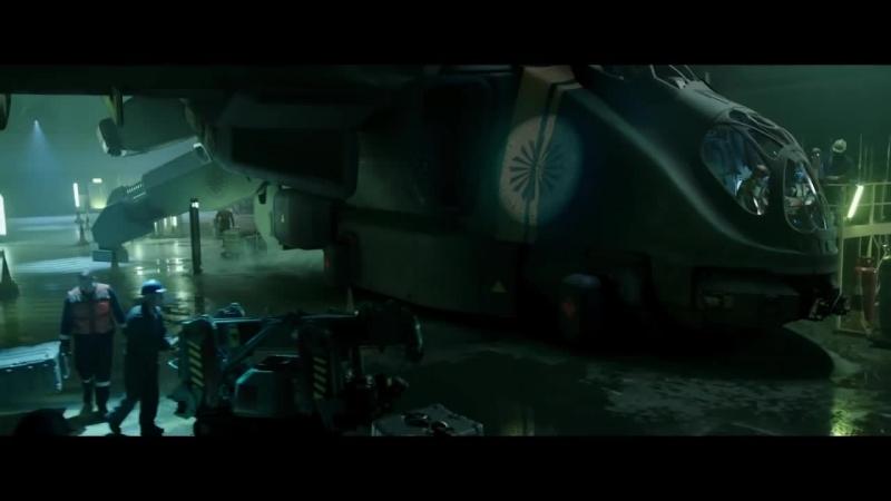 Трейлер Halo Nightfall Хэйло Сумерки 2014 Rus