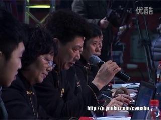 2013年全国武术对练大奖赛 男子 002 双刀进枪 吕东生 李隆承(四川)