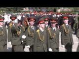 Мега-прикол на параде заснял Шершнев Андрей ))) наши кадеты тоже там были)))
