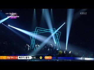 140627 KBS Music Bank INFINITE – Waiting Room + Last Romeo + Shower + Ending
