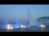 Поющие цветные фонтаны_Олимпийский парк_Сочи_2014