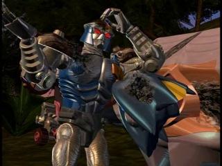 [AniDub] Transformers: Beast Wars TV-3 | Трансформеры: Битвы Зверей ТВ-3 [08] [Хаттори Ханзо, Ancord, Azazel]