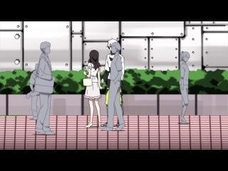 Mekaku city actors 5 серия(The Librarium)
