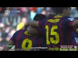Барселона 2:2 Хетафе