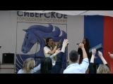 Broken-Юрий Кузьменков и Александра Антипова(vocal cover) 29.06.14 День молодежи в Сиверском