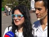 Репортаж МТВ о Международной руэде (флешмоб)