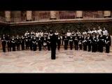 Мужской хор 4 курса Шведская песня