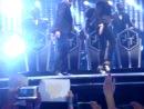 Владимир Корнюшкин на концерте Джастина Тимберлейка в Москве MY LOVE