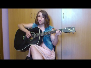 Lana Del Rey Young and beautiful cover by Kristina