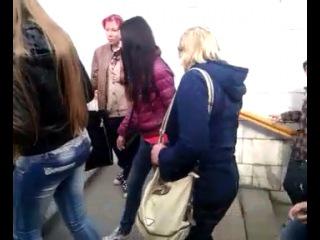 Омск. яблонька - танцы на атомной станции