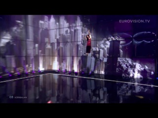 Dilara Kazimova - Start A Fire (Azerbaijan) LIVE Eurovision Song Contest 2014 Grand Final / Евровидение 2014 / Финал / Азербайджан
