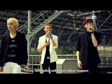 [SBS MTV The Show] U-KISS - When Love Stops (рус.саб)
