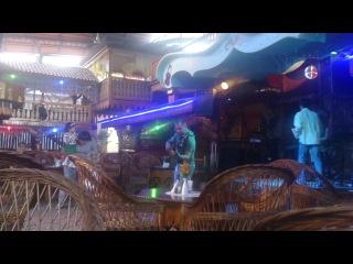 Роман Почеп - Пираты карибского моря (Крым, г.Судак, ресторан