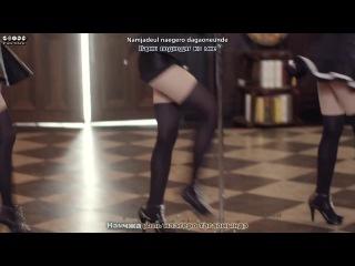 [КАРАОКЕ] Bob Girls - No Way рус. саб. / рус. суб [rus_karaoke; ром; перевод]