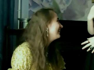 Сара Шеллар - Блик (backstage)