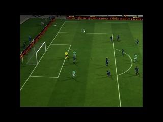 Лион 1:0 Реал Бетис