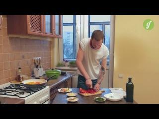 Рецепт омлета от шеф повара вегиресторана