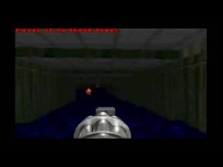 Doom E1M10 Secret Level(Xbox version only)
