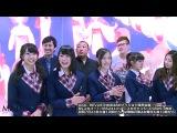IDOL REVUE [NMB48 no naisho de genkai toppa!] Интервью