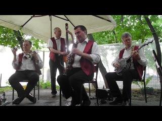 Valeriy Bukreev Dixie Jazz Quartet - Summer 2014 - Amapola