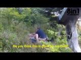 Датский охотник с сыном во время охоты обнаруживают в лесу парочку, занимающуюся сексом / A hunter is a funny game