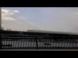Поездка на местном такси через Золотой Рог по Галатскому мосту. Старый Город. Стамбул. 23.06.2014 г. 12:01.