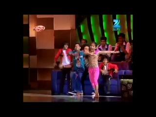 Танцуй Индия Танцуй (маленькие мастера) Выступление Гаурава и Терии