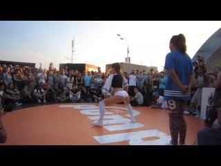Twerk battle. Natali Krutikova 2/4 final