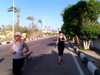 интервальный бег. Фитнес-тур Ультрафит 2014