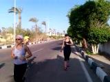 интервальный бег. Фитнес-тур