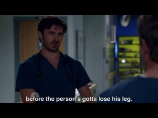 ENG SUB: «Ночная смена» — 1x6