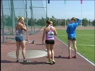 Всероссийские соревнования по лёгкой атлетике на приз чемпионки мира Юлии Печёнкиной.