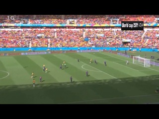Лучшие голы Чемпионата мира по футболу 2014 [HD] [I.G.]
