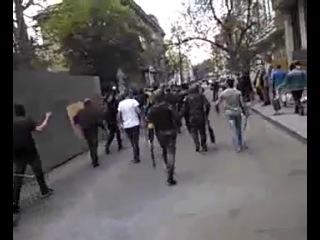 'Кровотечение! Оказана первая помощь !' Полное видео о событиях после Одесской Войны 2 Мая!