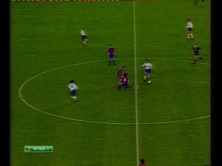 Барселона - Тенерифе (короткий обзор матча ЧИ 1994).