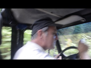 AБХАЗИЯ экскурсия на джипинге в горы