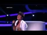 Шоу один в один 2014 Один в Один! Дмитрий Бикбаев - Дима Билан (Believe me)