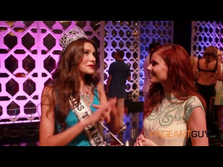 Interview with miss teen usa 2014