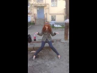 Танец енотов ✌