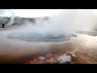 Видеозарисовка - Национальный парк Йеллоустоун (Северная Америка)