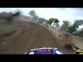 Gopro hd_ fredrik noren lap 1 moto 2 - redbud mx lucas oil pro motocross championship 2014