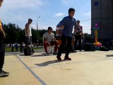 Чемпионат по би-боингу. 1-й батл